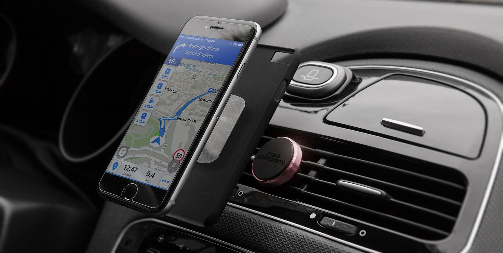 GPS voiture sur smartphone